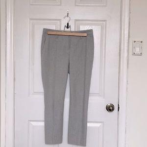 Grey Babaton tailored trousers